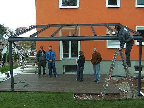Terrassendach Böblingen