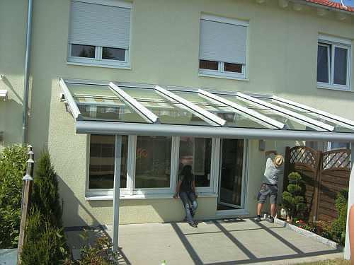 Terrassendach Bönnigheim