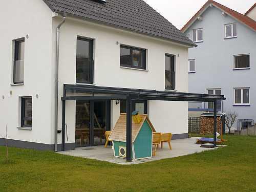 Terrassendach Bruchsal