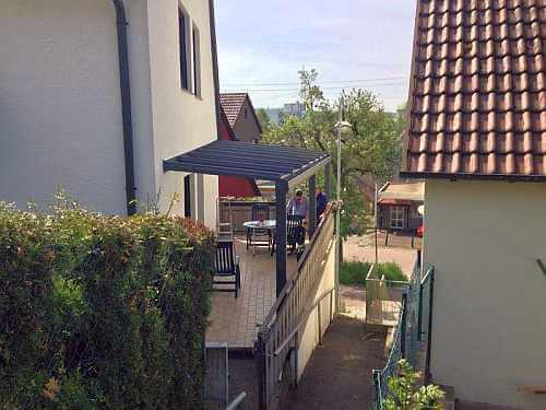 Terrassendach Gerlingen