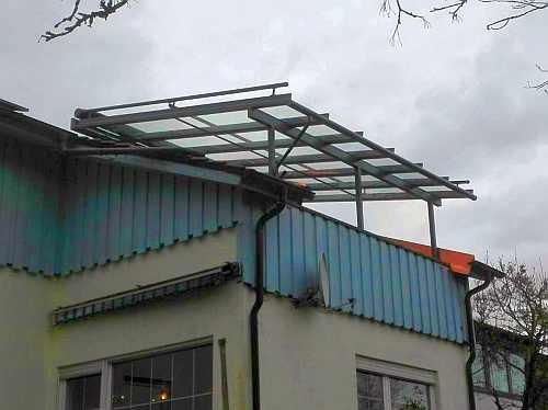 Terrassendach Illingen