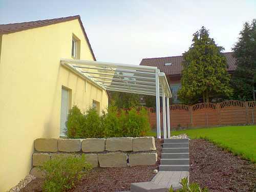 Terrassendach Remchingen