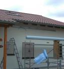 Montagebeginn in Öhringen