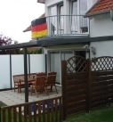 Terrassenüberdachung in Sindelfingen
