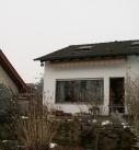 Beim Wintergartenaufmaß in Ilsfeld