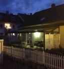 Kaltwintergarten mit LED Beleuchtung in Bruchsal