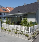 Der Kaltwintergarten in Bruchsal