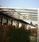 Terrassendach Maulbronn