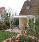 Das Terrassendach Renningen