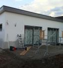 Montagebeginn in Schwaigern