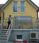 Montagebeginn in Weinsberg