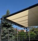Terrassendach mit Markise in Weinsberg