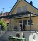 Das Terrassendach Weinsberg