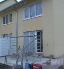 Montagebeginn in Winnenden