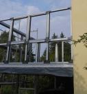 Wintergartenmontage in Neuenstadt