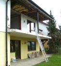 Beim Montagebeginn in Sinsheim