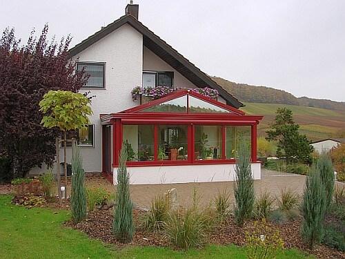 Flachdachwintergarten Brackenheim